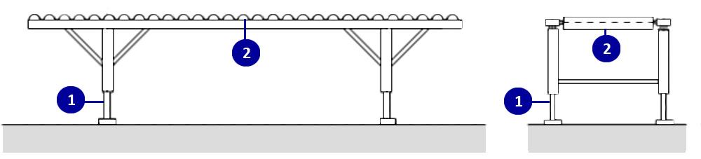 рольганги схема устройства